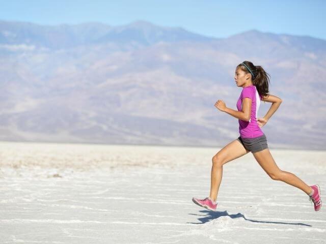 ejercicio aeróbico para un peso ideal