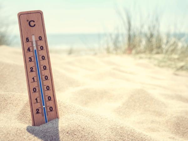 Cómo afecta el calor veraniego a personas con obesidad