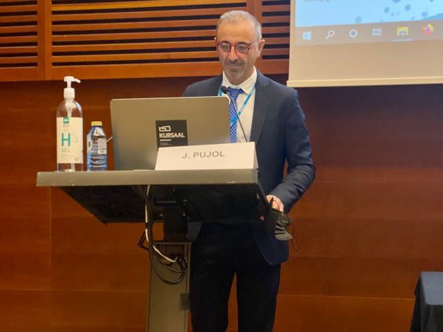 Dr Pujol en el XXII Congreso Seco 2021