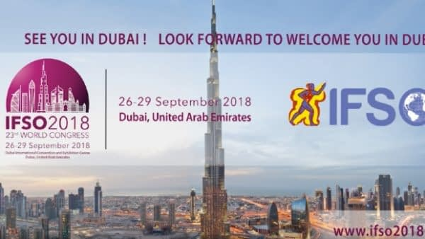 Congreso IFSO Dubai 2018